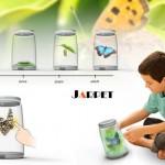 JARPET – o jarro pet para criar bichos de estimação em 3D