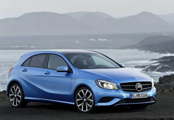 Novo Mercedes Classe A