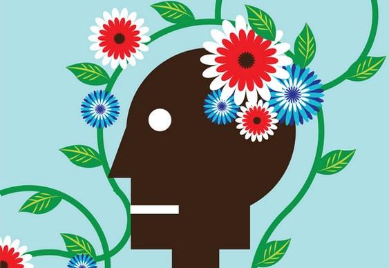 Tratamento cerebral com poesia