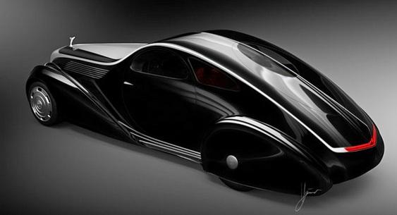 Rolls-Royce Phantom Custom