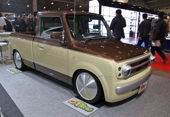 Pick-up Suzuki