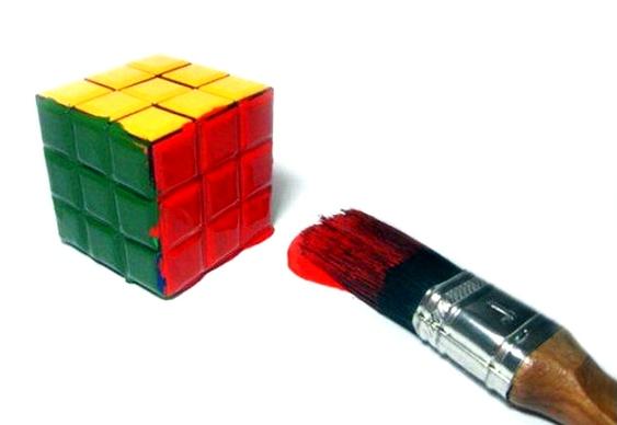 Cubo Mágico Solução
