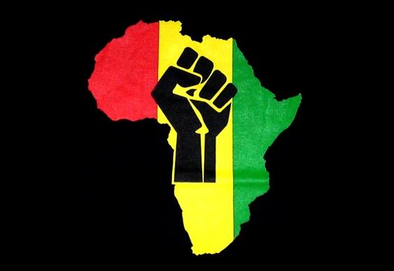Africa Power Symbol