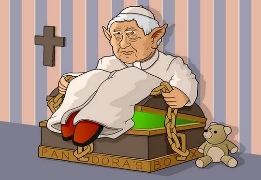Vaticano: corrupção, sexo e dinheiro