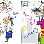 Charge e piadas de Carnaval, só para relaxar e…
