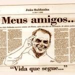 A corrupção, sem meias palavras, por João Saldanha
