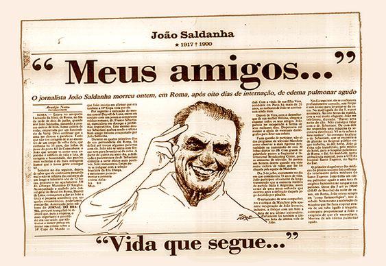 João Saldanha - Técnico Seleção