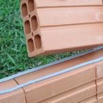 Massa com cimento já era em obra seca da construção civil