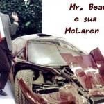 Ferrado na tevê, Mr. Bean se dá bem na vida real