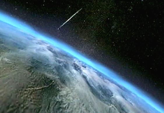 Queda de meteorito na Rússia