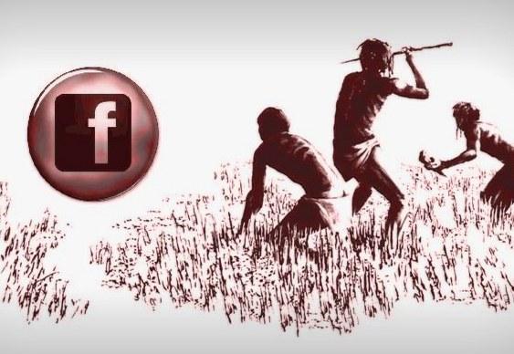 Trogloditas do facebook