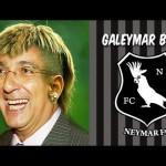 Galvão Bueno ajuda mas Neymar apaga em campo