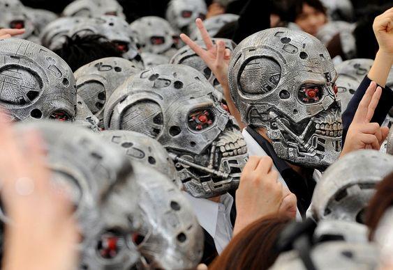 Alerta contra perigo dos robês assassinos