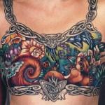 Foto de tatuagem banida do Facebook pode ser boato