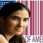 Por quê a blogueira Yoani Sanchez baixou em solo sagrado?