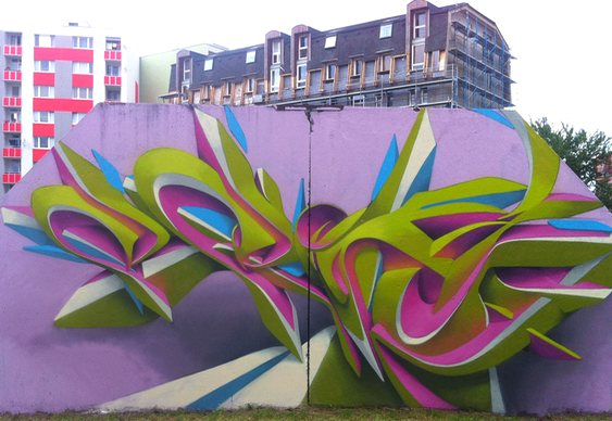 Grafite tridimensional