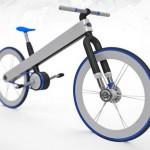 Bicicleta elétrica: uma Toyota sobre duas rodas
