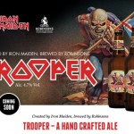 Trooper: cerveja heavy inspirada na banda de rock Iron Maiden