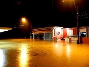 Inundação em Petrópolis