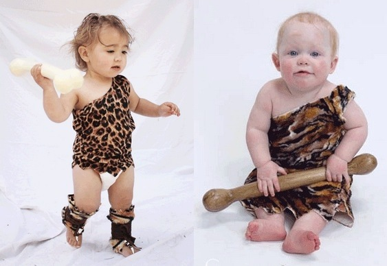 Bebês Trogloditas