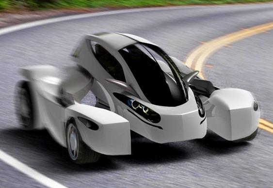 Veículo com eixo expansivo