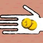 Mágica: o milagre da transformação de café em moedas