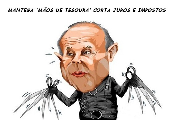 Charge - Guido Mantega