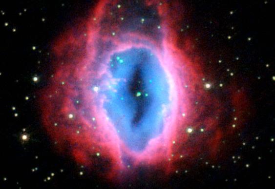 Nebulosa ESO 456-67 na Constelação de Sagitário