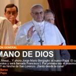 Argentinos em estado de graça com novo Papa 'hermano'