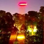 Ator Russell Crowe fotografou mesmo um disco voador?
