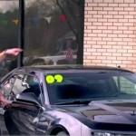 Vendedor de carros quase morre de susto durante test drive
