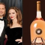 Lançado na Internet vinho rosé de Brad Pitt e Angelina Jolie