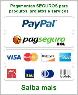 Pagamentos seguros