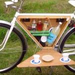 Como fazer um bagageiro artesanal para bicicletas