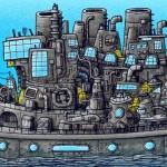 O fenômeno da relocalização das indústrias no mercado global