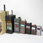 Telefone celular: nosso inseparável companheiro quarentão