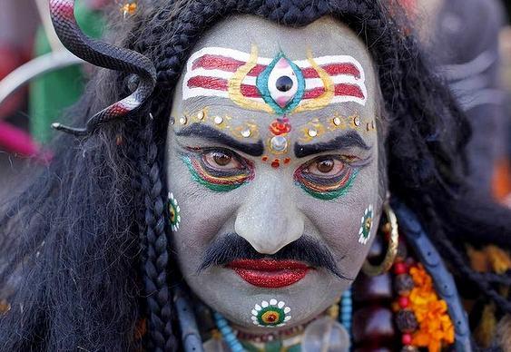 Homem wallah indiano