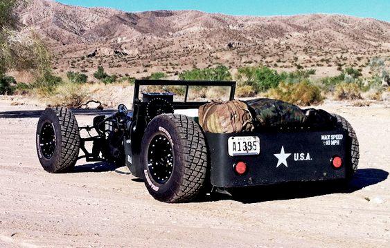 Jipe Willys Modificado