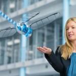 BionicOpter – a libélula robótica voa numa missão impossível