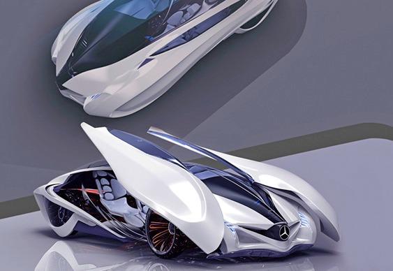 Mercedes Benz Golfinho