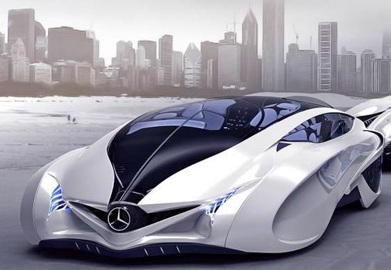 Mercedes Benz Dolphin
