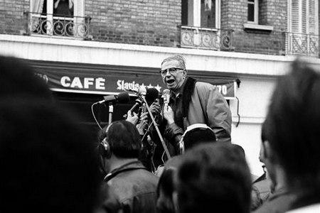 Sartre contestador