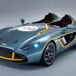 Carro CC100 Speedster Concept celebra 100 anos da Aston Martin