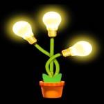 Plantas bioluminescentes ainda vão iluminar ruas e avenidas