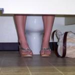 Bolsa de mulher é mais infectada do que vaso sanitário