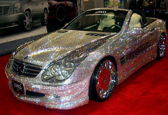 Mercedes-Benz Diamantes