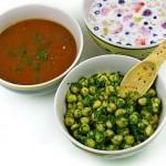 Colher comestível feita de milho complementa as refeições