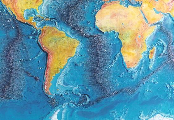 Continente entre Brasil e África