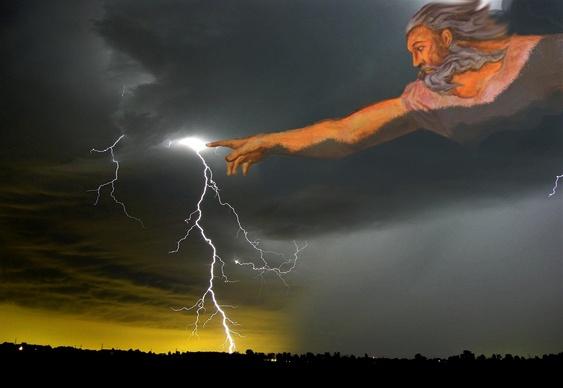 Deus rancoroso
