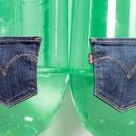O jeans com plástico PET é ecologicamente correto mesmo?